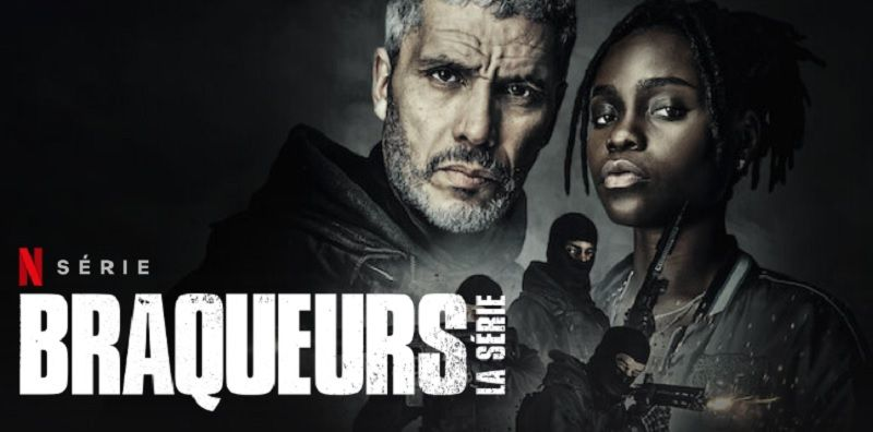 Robbers Season 1 What Date And Time Of The Netflix Launch September 2021